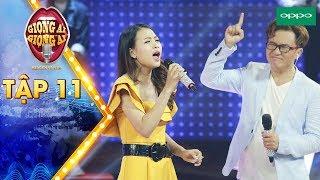 Giọng ải giọng ai 3 |Tập 11:Phan Mạnh Quỳnh trầm trồ không ngớt với giọng ca Tình 2000