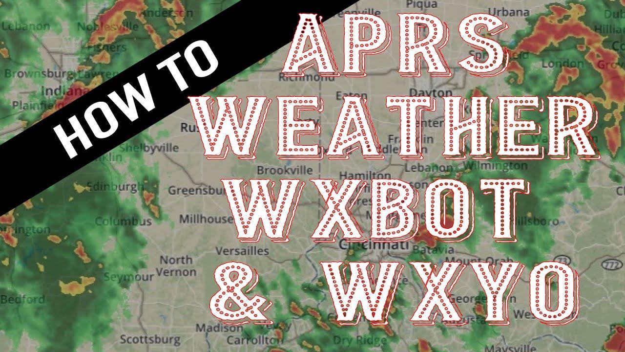 Download APRS Ham Radio Weather WXBOT & WXYO