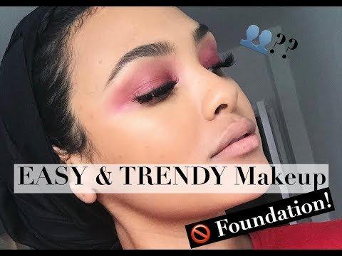 2 in 1 MAKEUP IVE BEEN ROCKING/ WAXING/ LIFE UPDATE  - W/ SPECIAL GUESTS!  | Chinutay A.