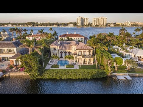 Palm Beach Mediterranean Estate | Luxury Homes | 560 Island Drive Palm Beach, Florida