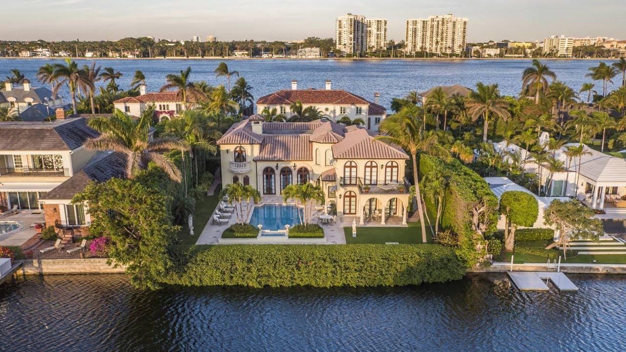Palm Beach Mediterranean Estate Luxury Homes 560