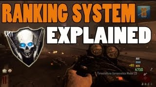 Call Of Duty Black Ops 2 - Zombies Ranking System Explained ( How To Rank Up Fast )