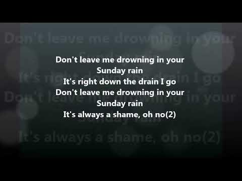 Foo Fighters - Sunday Rain Lyrics