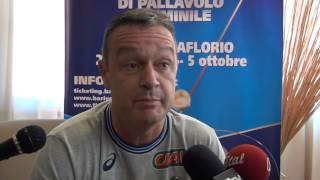 30-09-2014: Marco Bonitta a 360° sulla seconda fase a Bari