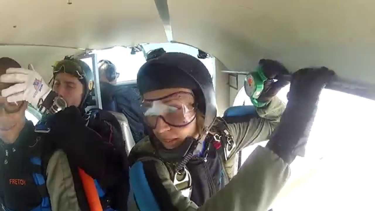 saut en parachute fretoy