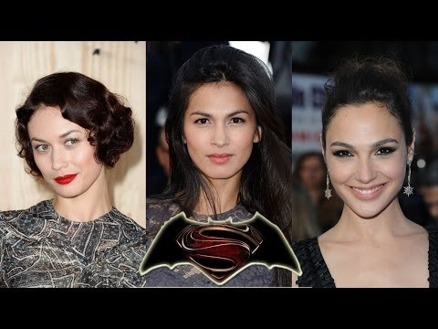BATMAN VS. SUPERMAN Wonder Woman Casting List Revealed?