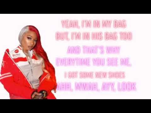 Megan Thee Stallion Cash Shit Lyrics Youtube