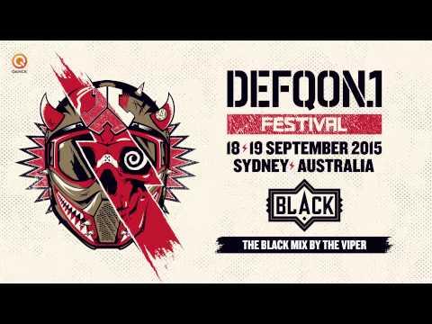 Defqon.1 Australia 2015   BLACK mix by The Viper