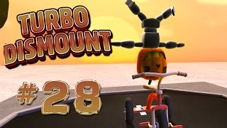 WACKO JACKO | Turbo Dismount: Halloween Update - Part 28