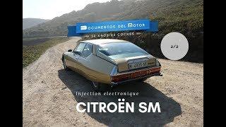 Citroën SM (2/2)- Al detalle