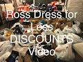Ross Dress For Less Discounts Selling Shoes Online On eBay & Amazon To Make $$