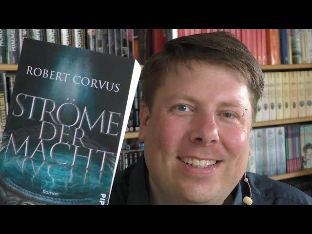 Ströme der Macht - Gezeiten der Macht 2 - Robert Corvus - Fantasy - Piper