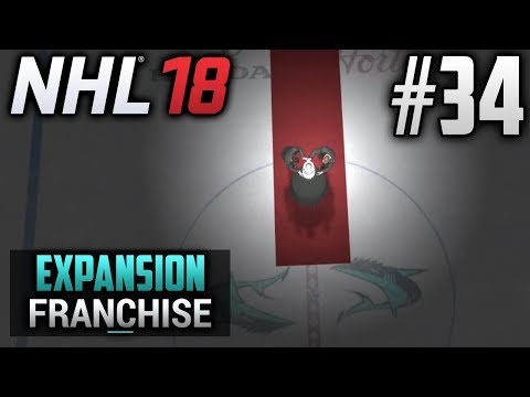 NHL 18 Expansion Franchise | Quebec Dorsals | EP34 | BECAUSE IT'S THE CUP... (S3) (Stanley Cup G7)