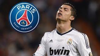 Der Tag, als Ronaldo unbedingt zu PSG wollte..