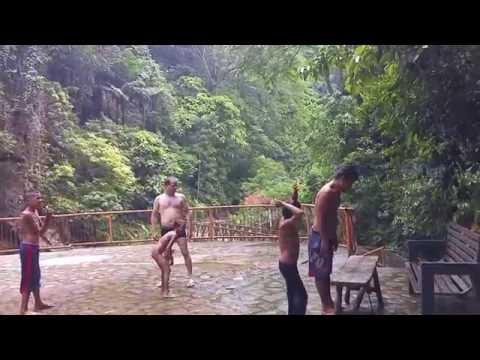 gingoog city mindanao  waterfall philippines