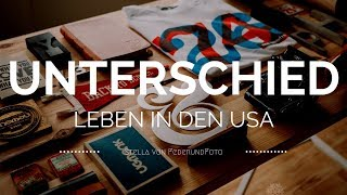 #1/3 Unterschiede zwischen den USA und Deutschland: Essen & Trinken (Leben USA Vlog)