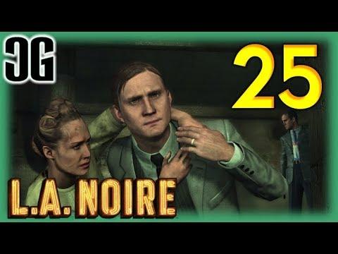 [ L.A. Noire ] Ep. 25 : Guerre Intérieure ( FIN )