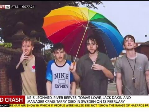 viola beach manager acted deliberately 10/03/16