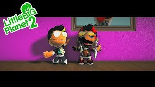 LittleBigPlanet 2 - HOW TO BE GANGSTA! (FUNNY!) [Film/Animation]