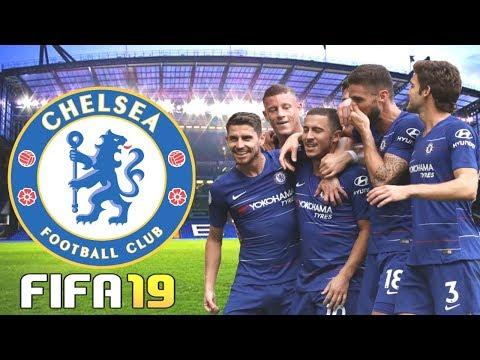 FIFA 19: CHELSEA CAREER MODE - S2 EP3   LEAGUE GAMES BEGIN!!