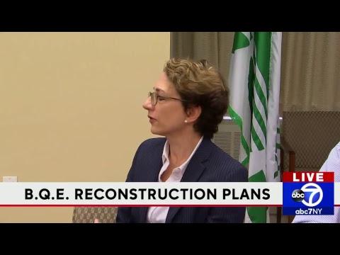Plans for BQE reconstruction unveiled