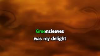 Greensleeves-Karaoke