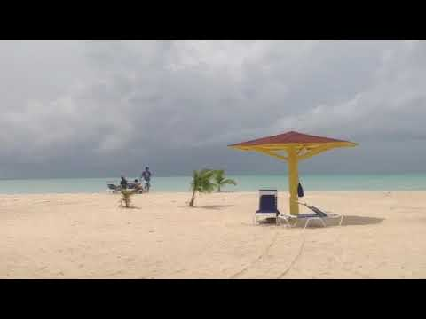 Jolly Beach Resort in Antigua on 9.25.2017