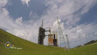NROL-37 Delta IV Heavy Launch, June 11, 2016