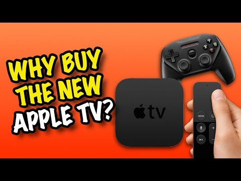 Why Buy the NEW Apple TV?