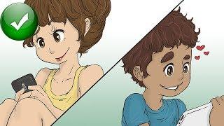 كيف تعرف أن الفتاة تحبك من خلال الرسائل ؟ إليك 10 إشارات
