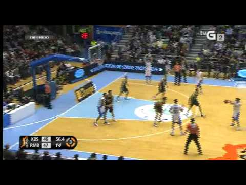 HISTÓRICA REMONTADA (Obradoiro - Real Madrid) Kostas Vasileiadis, GOD!