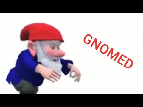 youve been gnomed
