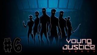 Young Justice: Legacy - Walkthrough - Part 6 - Museum Corridor (PC) [HD]