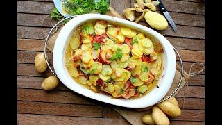 Вкуснятина из картофеля и фарша Станет вашим любимым блюдом