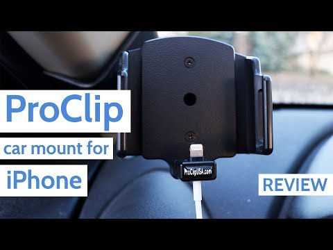 ProClip IPhone Car Mount Review