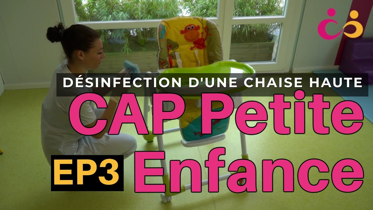 chaise EP3 nettoyage Enfance d'une haute Bio CAP Petite BoeCrdx