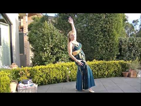 Tutorial  - Work - In - Progress - Dance like an Egyptian