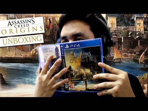 ASSASSIN'S CREED ORIGINS (PS4 Pro) Unboxing Standard Edition - Hindi Gaming!