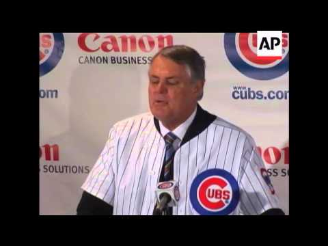 Chicago Cubs manager Lou Piniella announced on Tuesday that he will retire at the end of the 2010 se