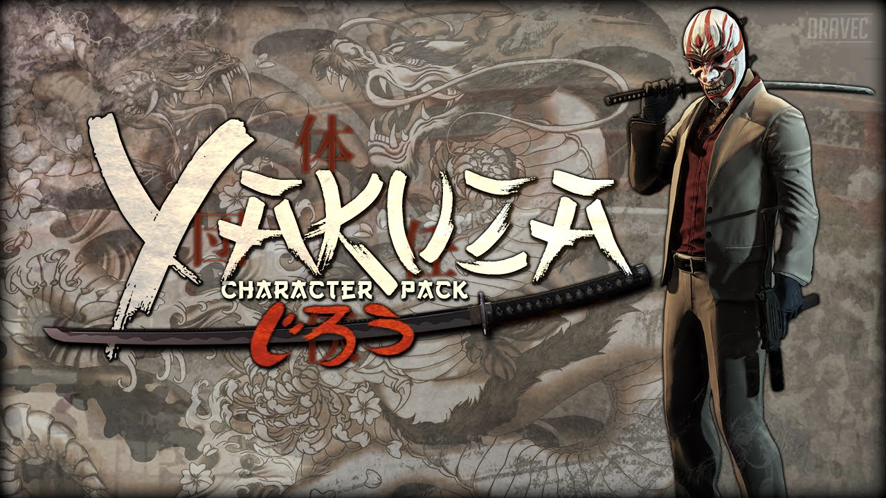 Image result for DLC : Yakuza Character Pack