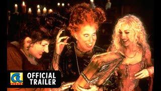 Hocus Pocus (1993) Official Trailer