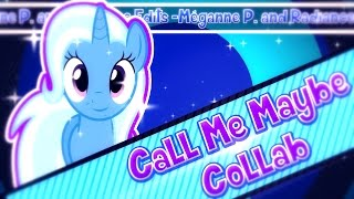 Call Me Maybe | Collab with Méganne P.