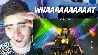 WIG SNATCHED | NETTA - TOY LIVE | ISRAEL EUROVISION 2018 REACTION