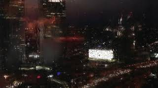 Billie Eilish - listen before i go but it`s played in a rainstorm