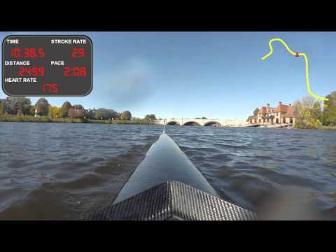 Head of the Charles 2015 - MMA 1x