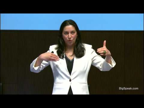 Simone Ahuja -  Fortune 10 Innovation Summit Keynote