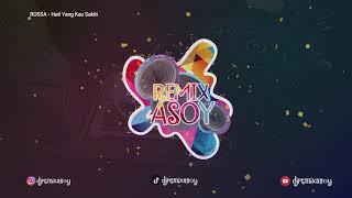 Download Lagu Dj Tik Tok - Hati Yang Kau Sakiti (Rossa) | Full Bass Remix Asoy mp3