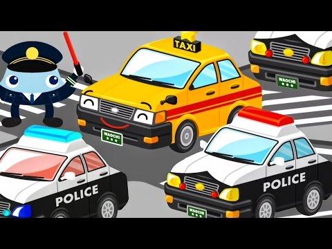 Police Car, Taxi Game |