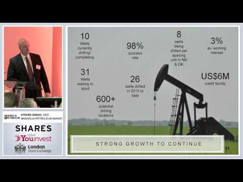 Magnolia Petroleum (MAGP) - Shares Investor Evening
