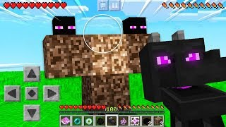 DO *NOT* SPAWN THIS BOSS in POCKET EDITION! (Minecraft PE)